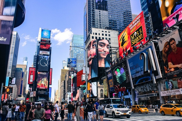 times-square-image by wallula from pixabay